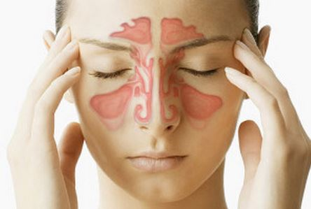 Constricted blood vessels can cause stuffy nose