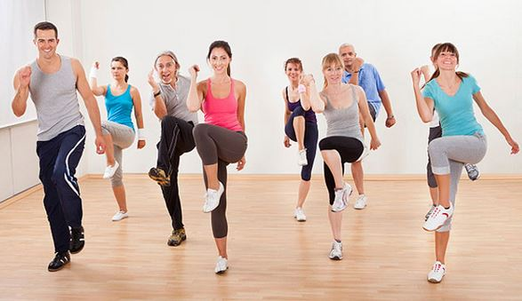 Vigorous exercises may help you remove tonsil stones