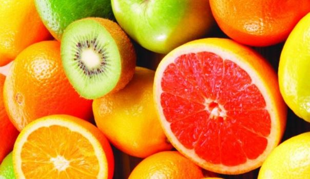 Some acidic fruits and juices can irritate your throat