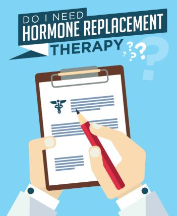 Hormone replacement therapy meaning
