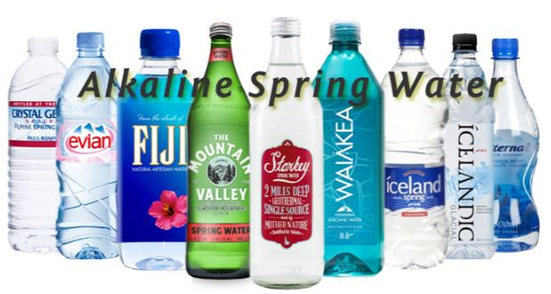 Alkaline water dangers