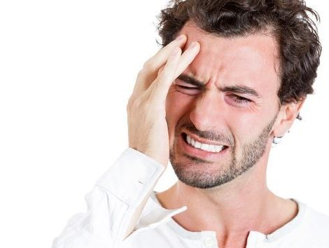 What is an ice pick headache